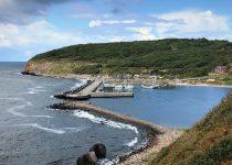Bornholm, zatoka, port