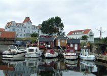 port, Bornholm