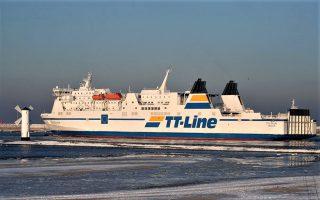 TT Line, prom Nils Decke